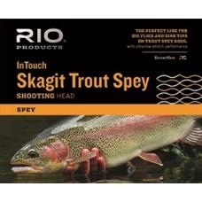 Rio Skagit Trout Spey Shooting Head