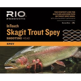 Rio Skagit Trout Spey Shooting Head