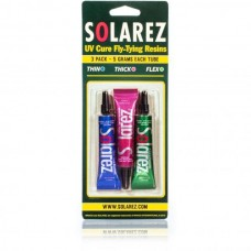 Solarez Uv Fly Tie 3 Pack