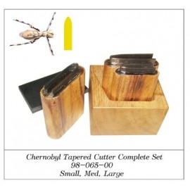 MFC Chernobyl Tapered Wing Cutters Set (3)