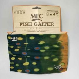 MFC Fish Gaiter - Maddox's Brook Trout Skin