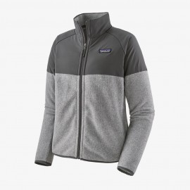 Veste Better Sweater Shelled - Feather Grey
