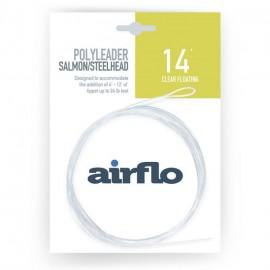 Airflo 14' Polyleader - Saumon