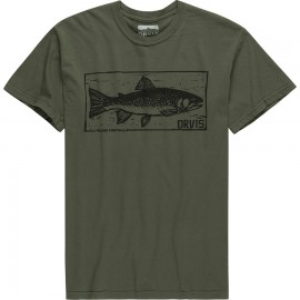 T-Shirt Orvis - Brook Trout