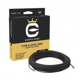 Cortland Competition Sinking Line - Type 9