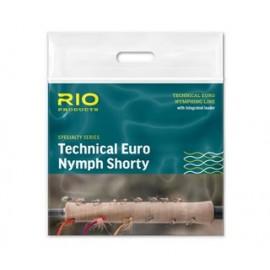 Rio Tactical Euro Nymph Shorty - 20ft