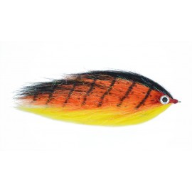 CF Baitfish Tandem - Orange Attractor