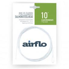 Airflo 10ft Polyleader Salmon - Intemediate