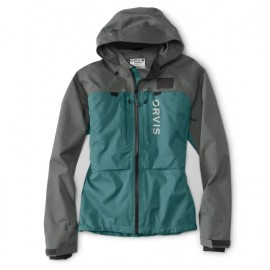 Manteau Orvis Pro Wading - Dragonfly/Ash