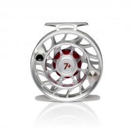 Hatch Iconic 7 - Argent/Rouge - Large Arbor